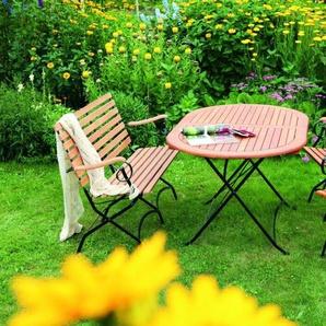 4-Sitzer Gartengarnitur Vincent