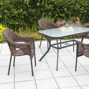 4-Sitzer Gartengarnitur Ravenna