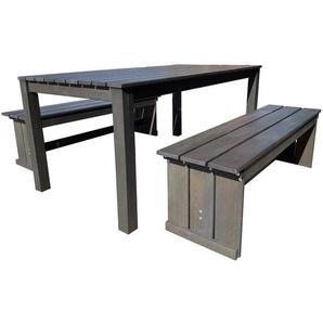 4-Sitzer Gartengarnitur Zephyr