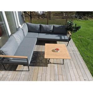 4-Sitzer Lounge-Set Anoki mit Polster