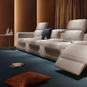 4-Sitzer Sofa BOVINO Heimkinosofa Relaxsofa