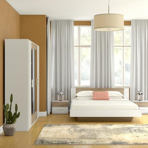 4-tlg. Schlafzimmer-Set Franziska