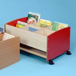 40,5 cm Bücherwagen Cullen