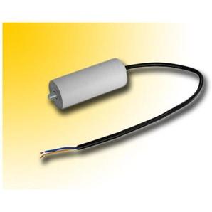 40 µF Kondensator mit Anschlußkabe 7067l - Fadini