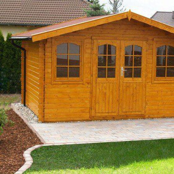 400 cm x300 cm Gartenhaus Mirko