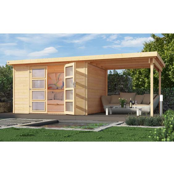 428 cm x 194 cm Gartenhaus