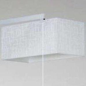 45 cm Lampenschirm Bannock aus Baumwolle