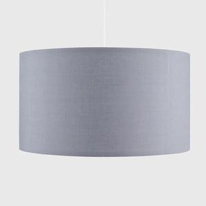 46 cm Lampenschirm aus Baumwollmischgewebe