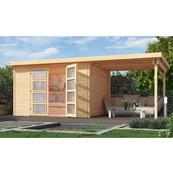 489 cm x 194 cm Gartenhaus