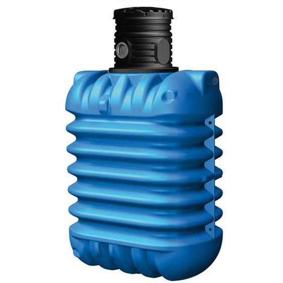 4rain Erdtank »MODULARIS«, für Regenwasser, 2500 Liter Volumen, inklusive PE-Deckel