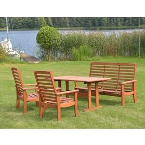 5-Sitzer Gartengarnitur Gatlin