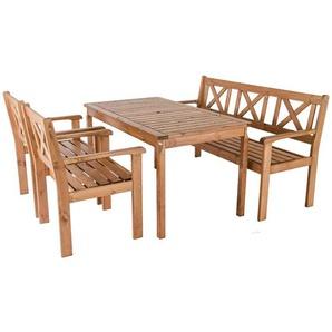 5-Sitzer Gartengarnitur Dauphin
