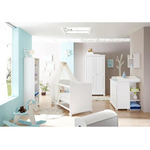 5-tlg. Babyzimmer-Set Camden