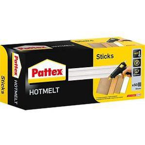 50 Pattex Heißklebesticks