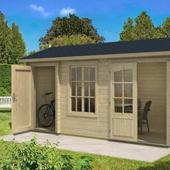 540 cm x 260 cm Gartenhaus Bolton