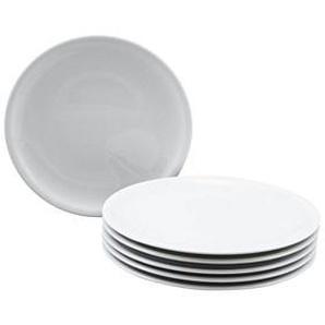 6 Seltmann Weiden Teller Compact weiß