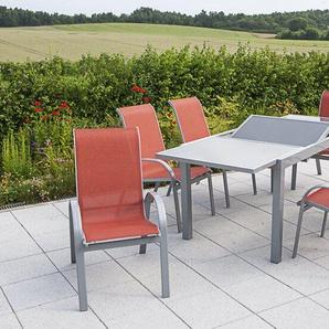 6-Sitzer Gartengarnitur Brayton