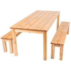 6-Sitzer Gartengarnitur Krista