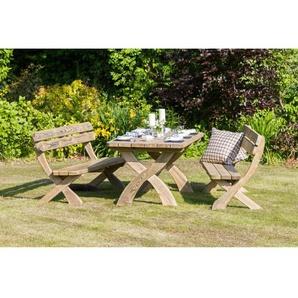 6-Sitzer Gartengarnitur Lanesborough