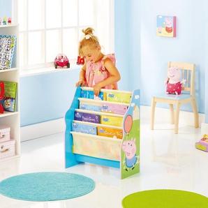 60 cm Bücherregal Peppa Pig