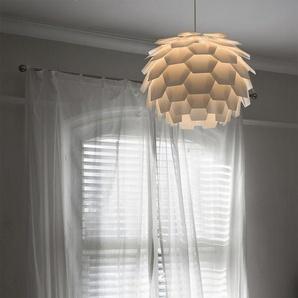 60 cm Lampenschirm aus Kunststoff