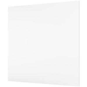 60 cm x 59 cm Glas Spritzschutzpaneel Selbstklebend