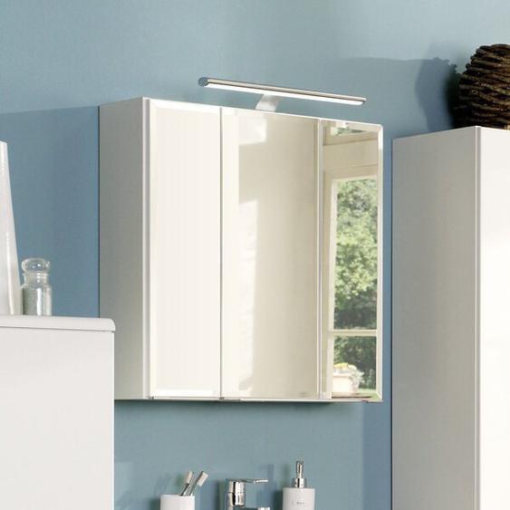60 cm x 64 cm Spiegelschrank Dennison mit Beleuchtung