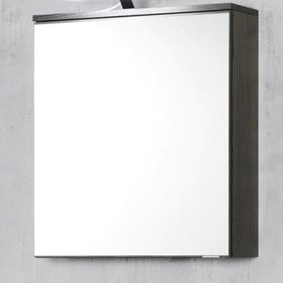 60 cm x 66 cm Spiegelschrank Eila mit Beleuchtung