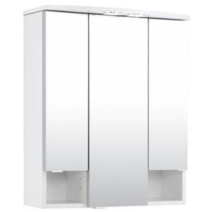 60 cm x 71 cm Spiegelschrank Neapel mit Beleuchtung