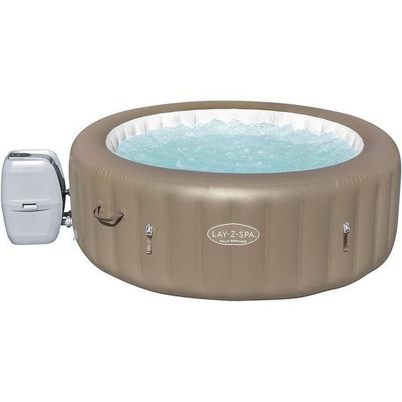 Whirlpool Lay-Z-Spa Palm Springs 196x71cm Outdoor Indoor Aufblasbar Pool - Bestway