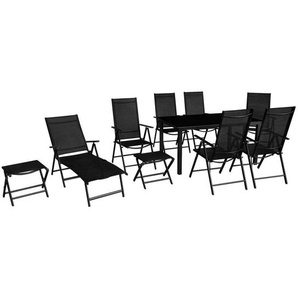 7-Sitzer Gartengarnitur Inverness