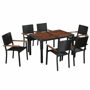 7-Sitzer Gartengarnitur Oundle