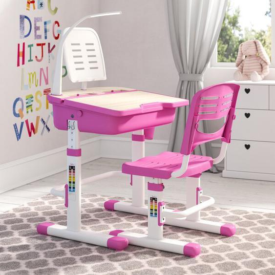 71 cm Schreibtisch und Stuhl-Set Edmondson