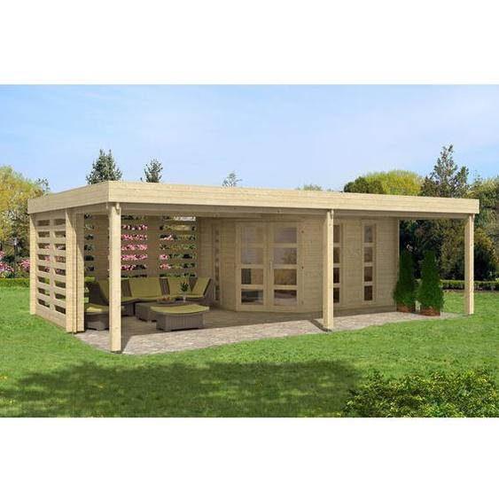 785 cm x510 cm Gartenhaus Panama