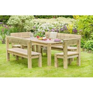 8-Sitzer Gartengarnitur Philippa