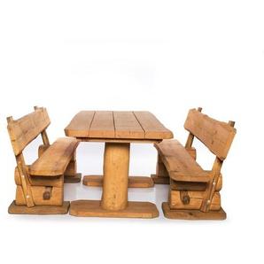 8-Sitzer Picknicktisch Rangel