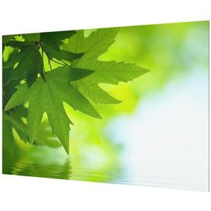 90 cm x 59 cm Glas Spritzschutzpaneel Selbstklebend