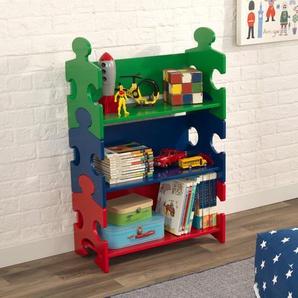 97 cm Bücherregal Puzzle