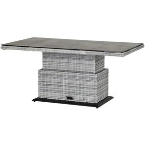 gartentische aus aluminium preisvergleich moebel 24. Black Bedroom Furniture Sets. Home Design Ideas