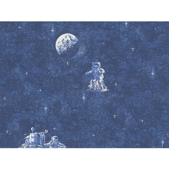 A.S. Creation Papiertapete Boys & Girls 5 Astronaut Blau