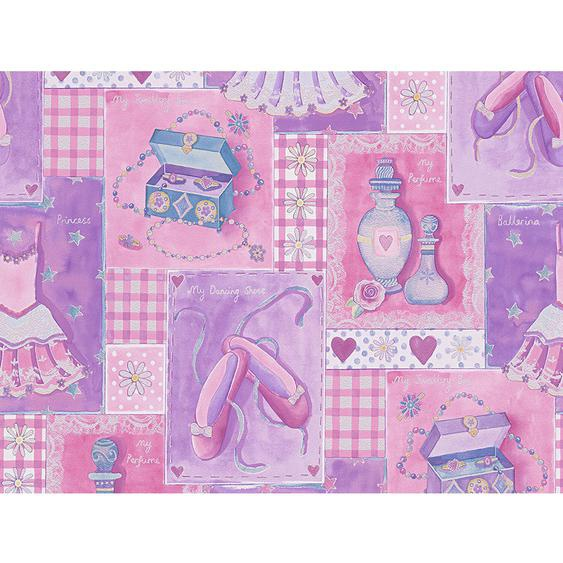 A.S. Creation Papiertapete Boys & Girls 5 Ballett Rosa