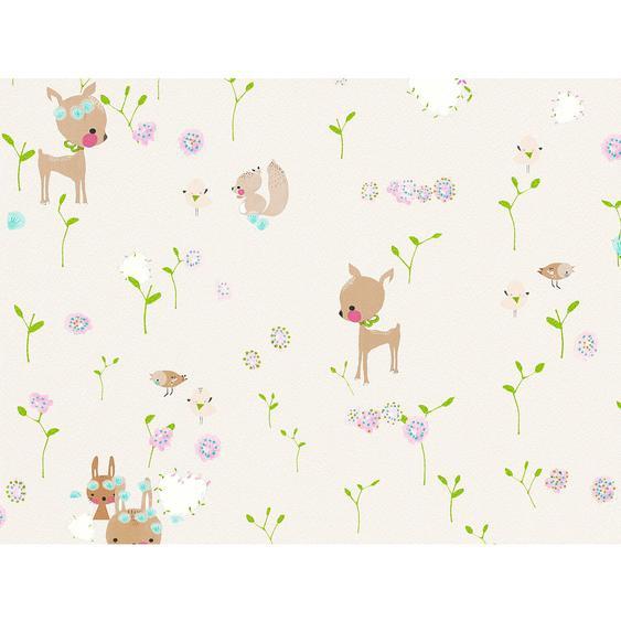 A.S. Création Papiertapete Boys & Girls 6 Bambi Beige