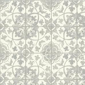 Papiertapeten die klassischen zeitlosen tapeten f r ihr heim - Tapete in fliesenoptik ...