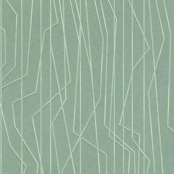 A.S. Création Vliestapete »Emotion Graphic«, strukturiert, Streifen, geometrisch