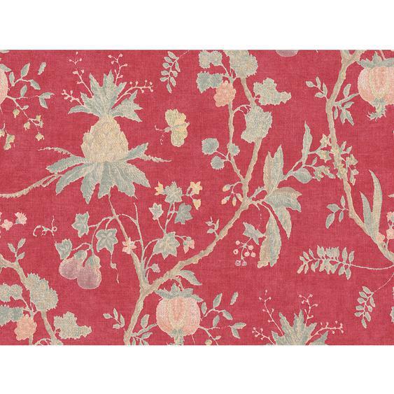 A.S. Création Vliestapete Paradise Garden Muster Äste Rot