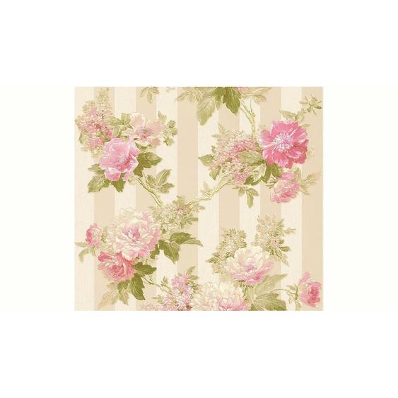 A.S. Création Vliestapete »Romantico romantisch floral«, floral