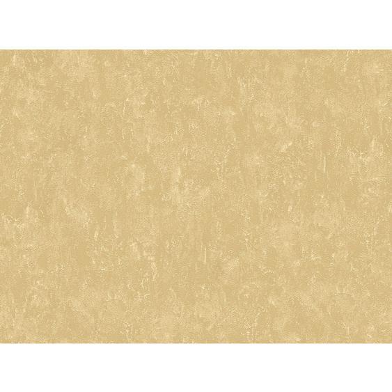 A.S. Création Vliestapete Romantico Uni Gold
