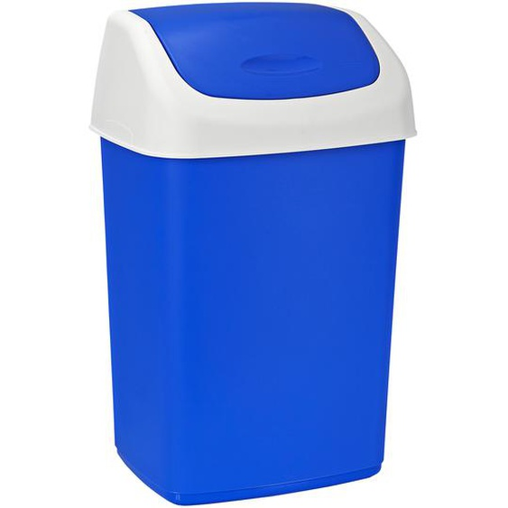 Abfalleimer Push 10 l verschiedene Farben
