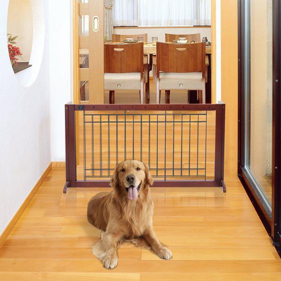 Absperrgitter Hunde Treppengitter Schutzgitter Türschutzgitter Kindergitter