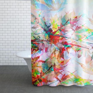 Abstract Autumn 2-Duschvorhang